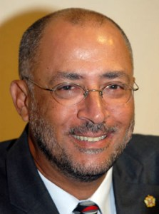 Minister of Tourism, Sen. the Hon. Richard Skerritt