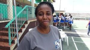 Teacher Kerisa Smith