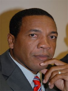 Minister of information and Technology, Hon. Glen