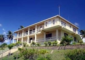 SCASPA Administration Building