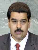 Venezuelan president Nicolas Maduro may be forced to cut the PetroCaribe energy programme. UN photo