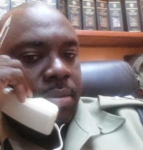 Police Prosecutor, Inspector Stephen Hector