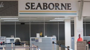 Seaborne - first flight counter