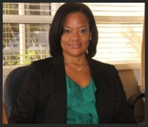 CEO of the St. Kitts Tourism Authority, Racquel Brown