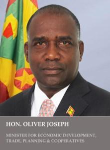 Hon Oliver Joseph
