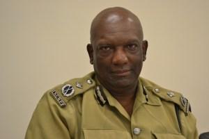 Assistant Commissioner of Police, Robert Liburd