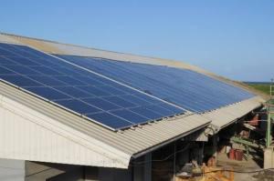 solar panels on St. Kitts Masonry