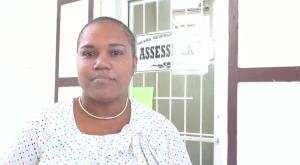 Marsha Daniel, Senior Tax Officer at the Inland Revenue Department on Nevis