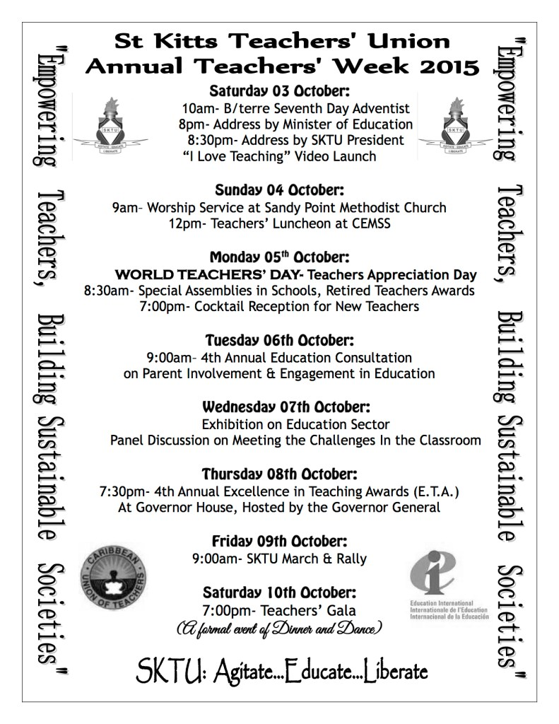 Schedule -Teachers Week 2015-2 copy 2
