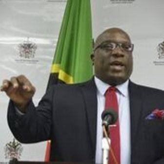 Prime Minister Dr. the Honourable Timothy Harris