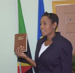 Senator Hon. Akilah Byron-Nisbett