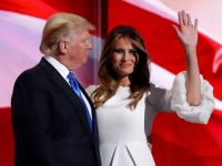 Melania Trump says the sexual assault claims against her husband are