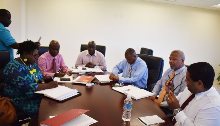 PAP briefing in Nevis 1