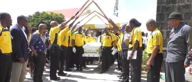 Blackman's funeral (1)