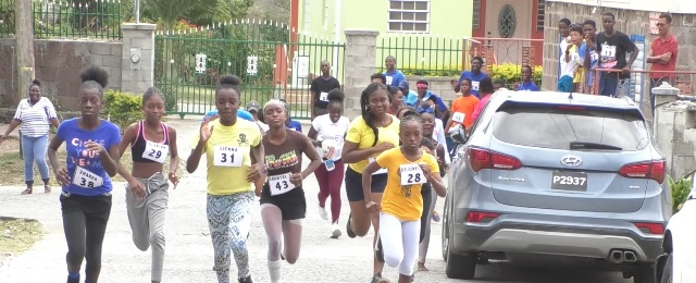 Nevis International Hosts Annual Cross Country Events