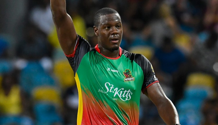 Barbados Tridents v St Kitts and Nevis Patriots – 2019 Hero Caribbean Premier League (CPL)