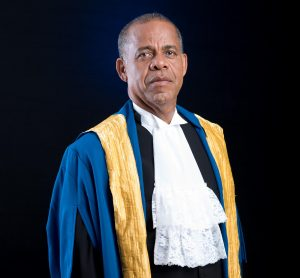 The Hon. Justice Denys Barrow