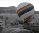 Kapadokya Balon Gezintisinden Güzel Görüntü | Nevşehir Trend Video