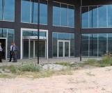 Nevşehir Öğretmenevi Yeni Binasının Çevre Düzenleme İhalesi Yapıldı ve Donatım Çalışmaları da Başladı.