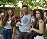 Kapadokya Üniversitesinde Kayıt Heyecanı Başladı