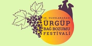 48. Ürgüp Bağ Bozumu Festivali 5-6-7 Eylülde