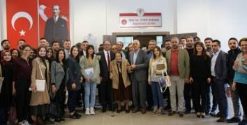 NEVÜ'de konferans salonuna Nevşehirli  Prof.Dr. Zeynep Korkmaz ismi verildi.