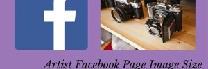 Artist Facebook Page Image Size Guide