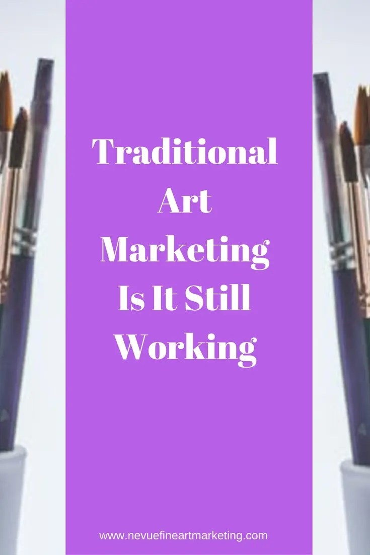 Are you interested in building a larger following so you can sell more art? Traditional Art Marketing is something that you want to focus on. You want to benefit from every opportunity that arises.