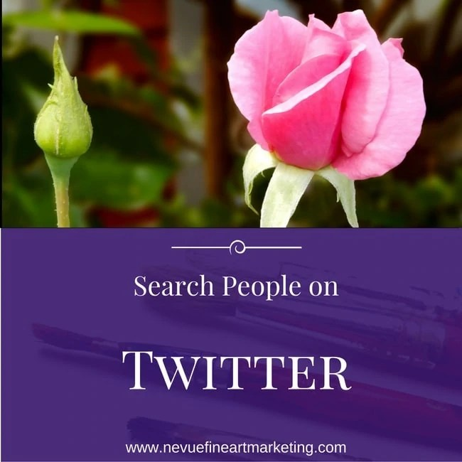 Search People on Twitter