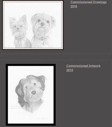 Online Artist Gallery