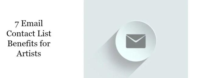 email contact list - Nevue Fine Art Marketing