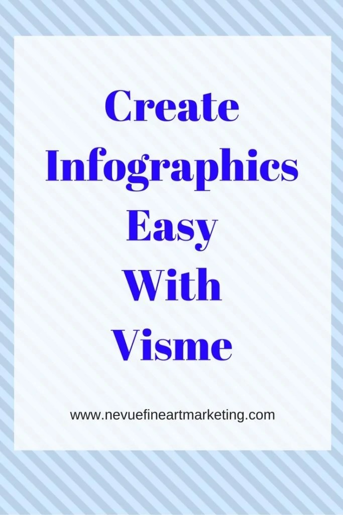 Create Infographics Easy with Visme - Have you been thinking about creating infographics and don't know where to start? You can create infographics that are professional looking effortlessly with Visme.