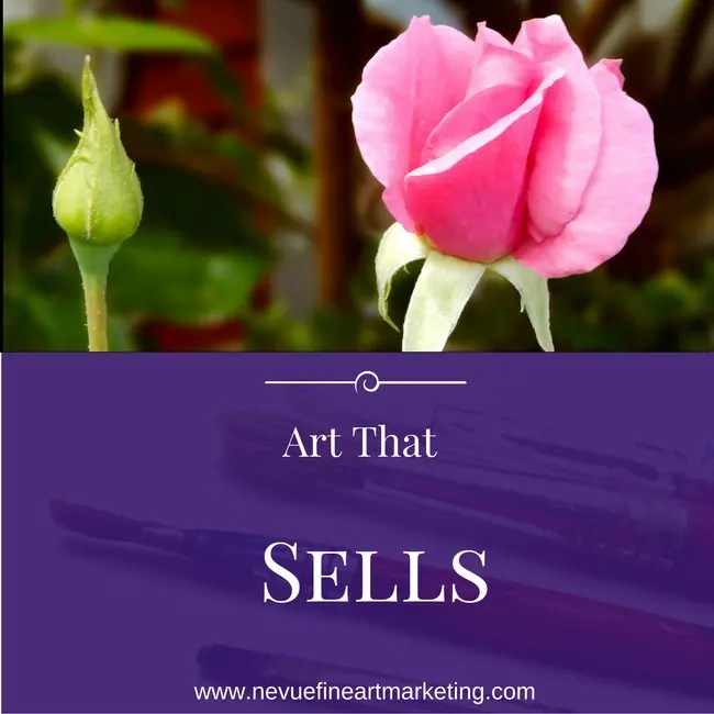 Art That Sells - What Artists Need to Know
