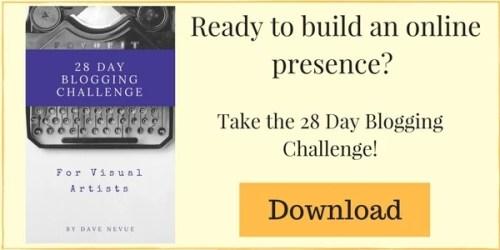 28 day blogging challenge