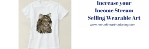 Increase your Income Stream Selling Wearable Art
