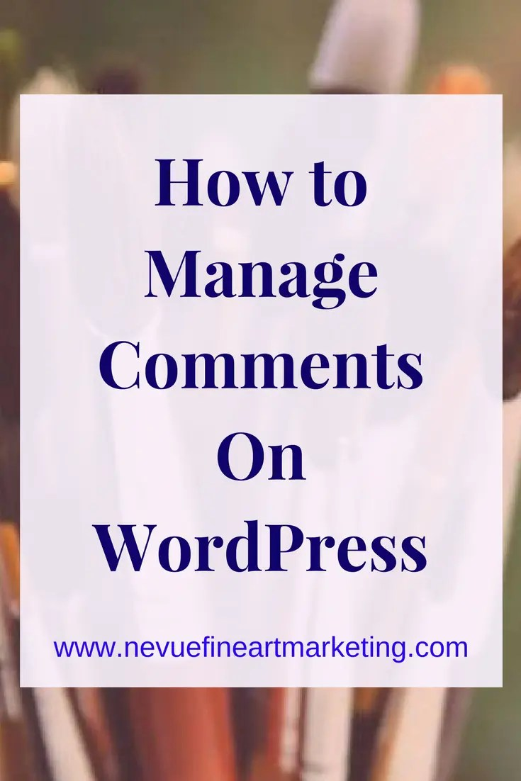 How to Manage Comments on WordPress. Learn how to approve, edit and delete comments on WordPress.