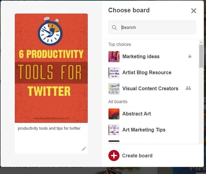 Pinterest Basics - Artist Business Account on Pinterest