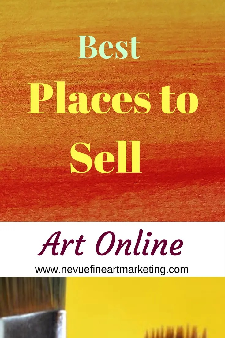 Have you been contemplating selling your art online but you do not know where to start? In this post, you will discover the best places to sell art online.