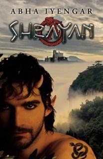 Cover page -Shrayan by Abha Iyengar