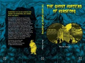 Ghost Hunters of Kurseong book cover
