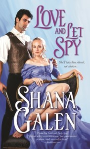 Love and Let Spy Book Cover