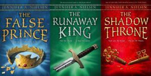 Jennifer Nielsen books