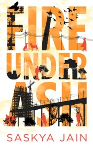 Fire Under Ash Book Cover