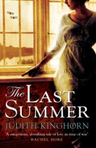 THE LAST SUMMER book cover