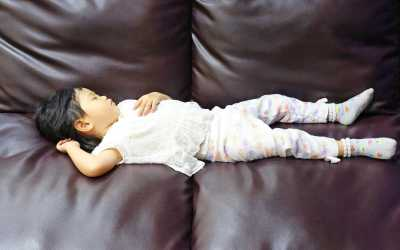 Easing the Adoption Transition: Korean Sleep Patterns