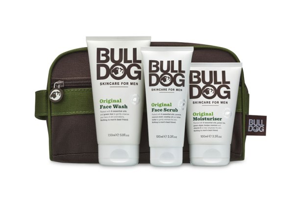 Bulldog Skincare set for men