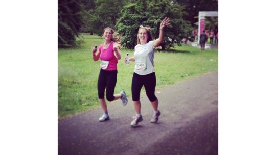 Emily Tune Half Marathon News item