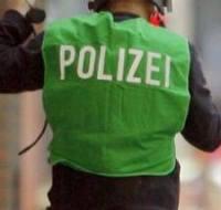 Polizei-Einsatzweste