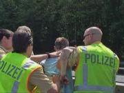 festnahme polizisten