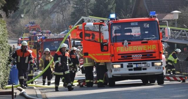 2012-03-28 Sigmarszell Boesenreutin BRand Wohnhaus Feuerwehr 001